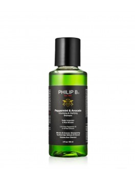 Philip B Peppermint and Avocado Volumizing and Clarifying 60 ml.-20