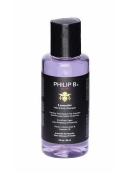 Philip B Lavender Hair and Body Shampoo 60 ml.-20