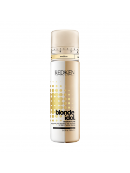 Redken Blonde Idol Custom-Tone Conditioner Gold 196 ml.-20