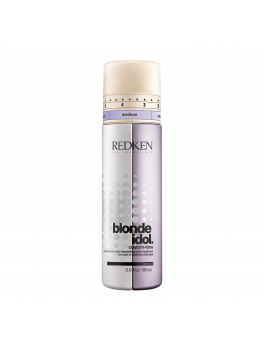 Redken Blonde Idol Custom-Tone Conditioner Violet 196 ml.-20