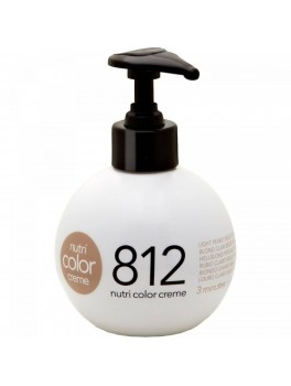 Revlon Nutri Color 812 Light Pearly Beige Blonde 250 ml.-20