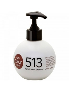 Revlon Nutri Color 513 Deep Chestnut 250 ml.-20