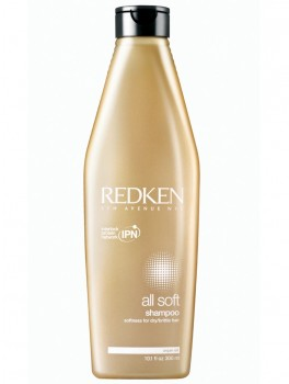 Redken All Soft Shampoo 300 ml.-20