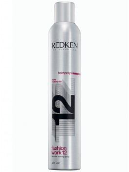 Redken Fashion Work 12 500 ml EKSTRA STOR STØRRELSE-20