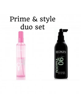 Redken Prime and Style Duo Set Pillow proof and Rootful 06 (ialt 420 ml.)-20