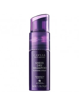 caviar anti again sheer dry shampoo powder spray 35 g-20