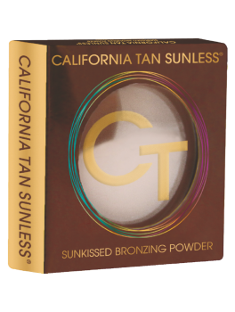 California Tan Sunless Sunkissed Bronzing Powder 9 g.-20