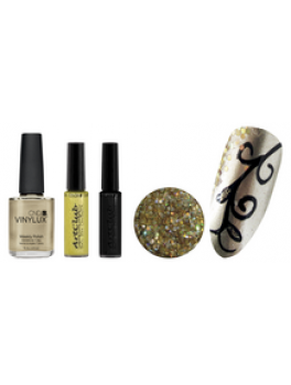 CND Golden Delicious kit-20
