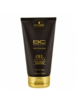 Schwarzkopf BC Oil Miracle Gold Shimmer Conditioner-20