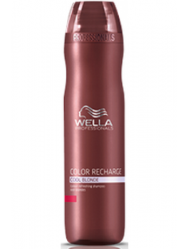 Wella Color Recharge Cool Blonde shampoo 250 ml.-20