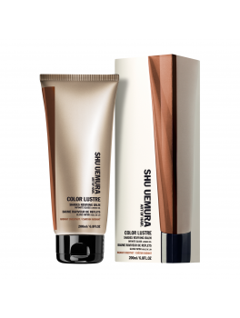 Shu Uemura Color Lustre Shades Reviving Balm Radiant Chestnut 200 ml.-20