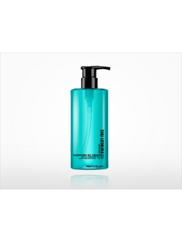 Shu Uemura Cleansing Oil Shampoo Anti Oil For Oliy Hair 400 ml.-20