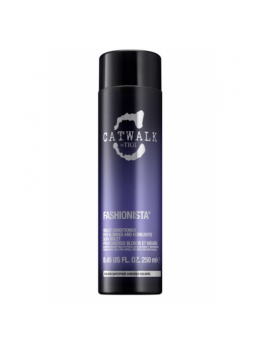 TIGI Catwalk Fashionista Violet Conditioner 250 ml.-20