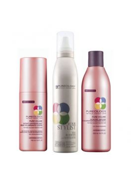 Pureology Volume Sæt 645 ml.-20