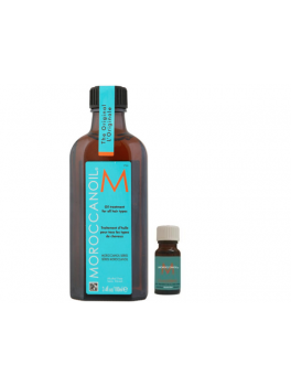 Moroccanoil Treatment + Mini size Olie 110 ml.-20