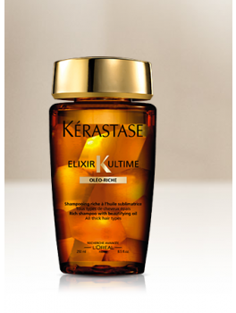 Kérastase ELIXIR ULTIME BAIN RICHE Thick Haire Oléo-riche 250 ml.-20