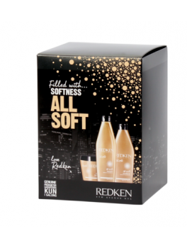 Redken Ekslusive gaveæske 40% Rabat All Soft (i alt 800 ml)-20