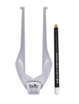 billion dollar brows Brow Buddy Kit 50%-20