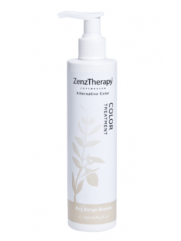 ZENZ THERAPY COLOR TREATMENT 813 BEIGE BLONDE 250ML NY UDGAVE-20