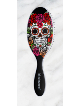HH simonsen NYHED: THE WET BRUSH LIMITED EDITION SKULL-20