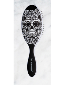 HH simonsen NYHED: THE WET BRUSH LIMITED EDITION SKULL BLACK-20