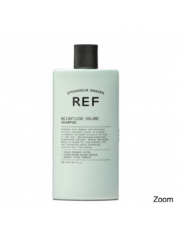 REF Weightless Volume Shampoo, 285ml-20