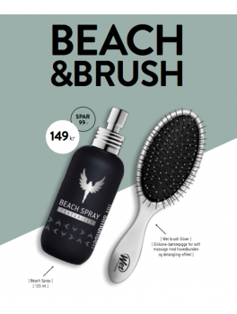 HH SIMONSEN Wet Brush Beach and Brush-20
