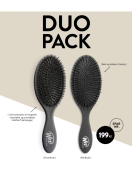 HH SIMONSEN wet brush Duo pack-20