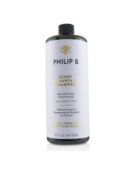 Philip B scent of santa fe shampoo 947 ml-20