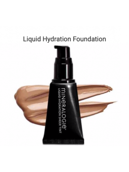 Mineralogie Liquid Hydration Honey Bronz Foundation-20