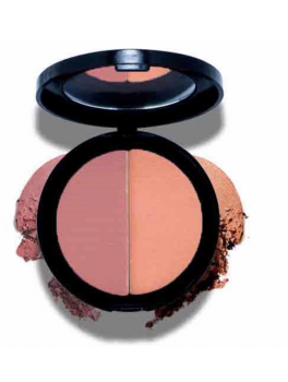 Mineralogie Blush Compact Pressed, Luckey Cat-20
