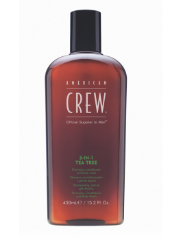American Crew 3-in-1 Tea Tree 450ml-20