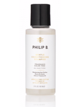 Philip B, African Shea Butter Gentle and Conditioning Shampoo 60ml-20
