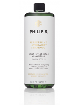 Philip B Pebbermint and Avokado Shampoo-20