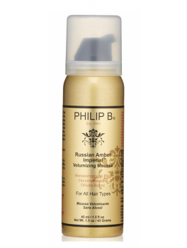 Philip B Russian Amber Imperial Volumizing Mousse 45ml-20
