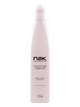 NAK Structure Complex Protein Shampoo 375ml NY UDGAVE-20