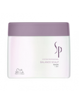 Wella SP Balance Scalp Mask 400 ml-20