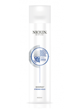 NIOXIN. 3D Styling Strong Hold Niospray 400 ml-20