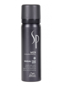 Wella SP Men Gradual Tone Brown Kit-20