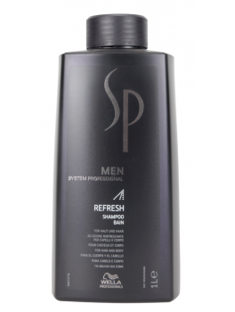 Wella SP Men Refresh Shampoo 1000 ml-20