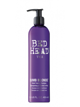 TIGI. Dumb Blonde Purple Toning Shampoo 400ml-20