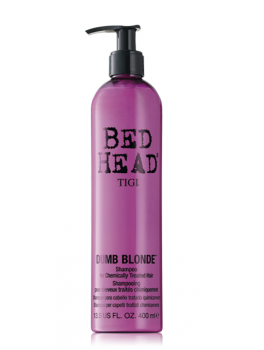 TIGI. Dumb Blonde Shampoo 400ml-20
