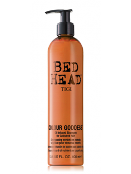 TIGI. Colour Goddess Oil Infused Shampoo 400 ml-20
