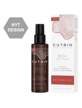 Cutrin BIO+ Active Scalp Treatment 100 ml. (Dandruff Control 3)-20