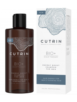 Cutrin BIO+ Energy Boost Shampoo for Men 250ml-20