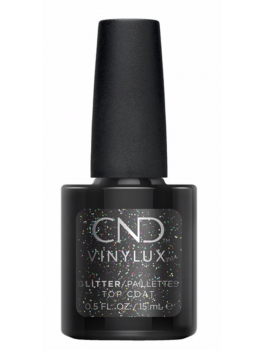 Long Wear Top Coat Vinylux Glitter* NEW-20
