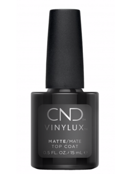 Long Wear Top Coat, Vinylux Matte* NEW-20