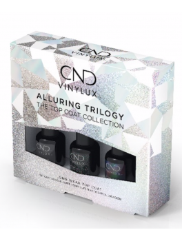 CND Long Wear Top Coat Pinkies Trio Pack**-20