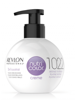Nutri Color Creme 1022 Intense Platinum 270 ml-20