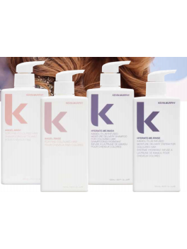 Kevin Murphy HYDRATE-ME WASH 500ml + HYDRATE-ME RINSE 500ml = 1000ml-20